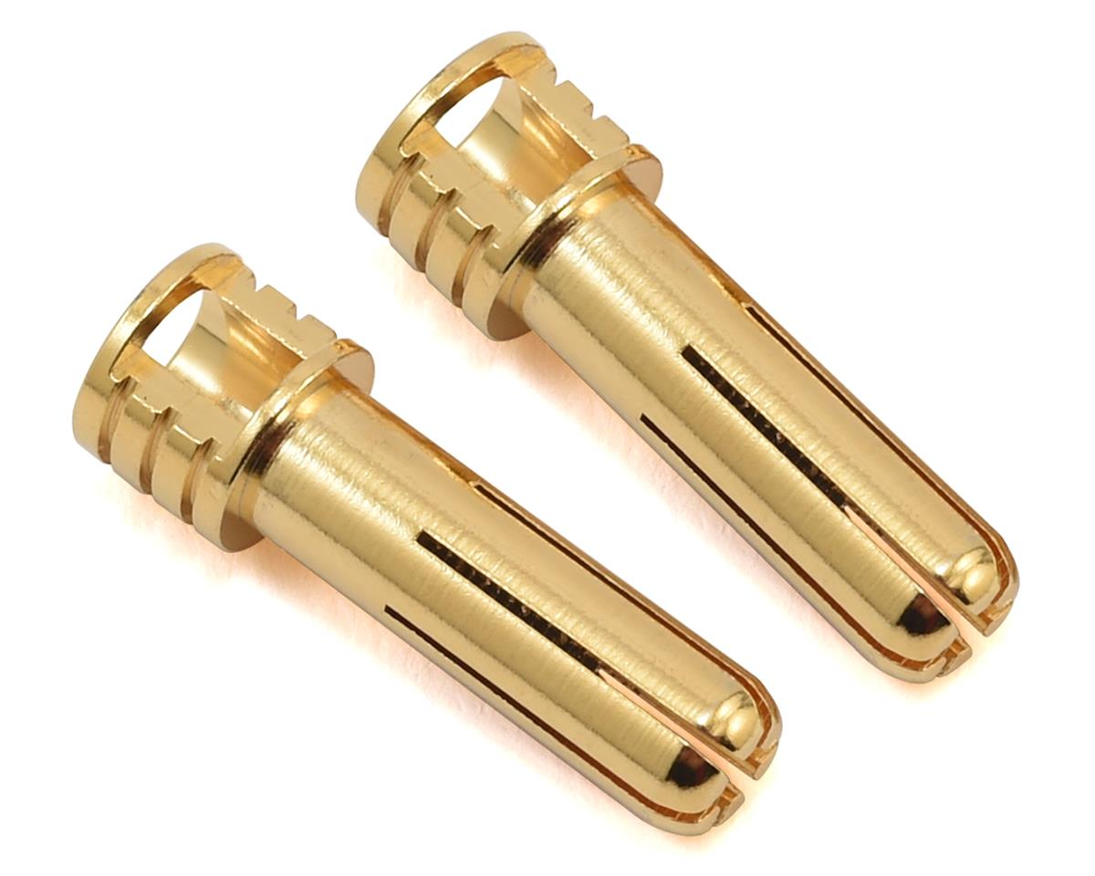 Trinity Revtech Certified Adjustable Gold Plated 5mm Bullet Connector