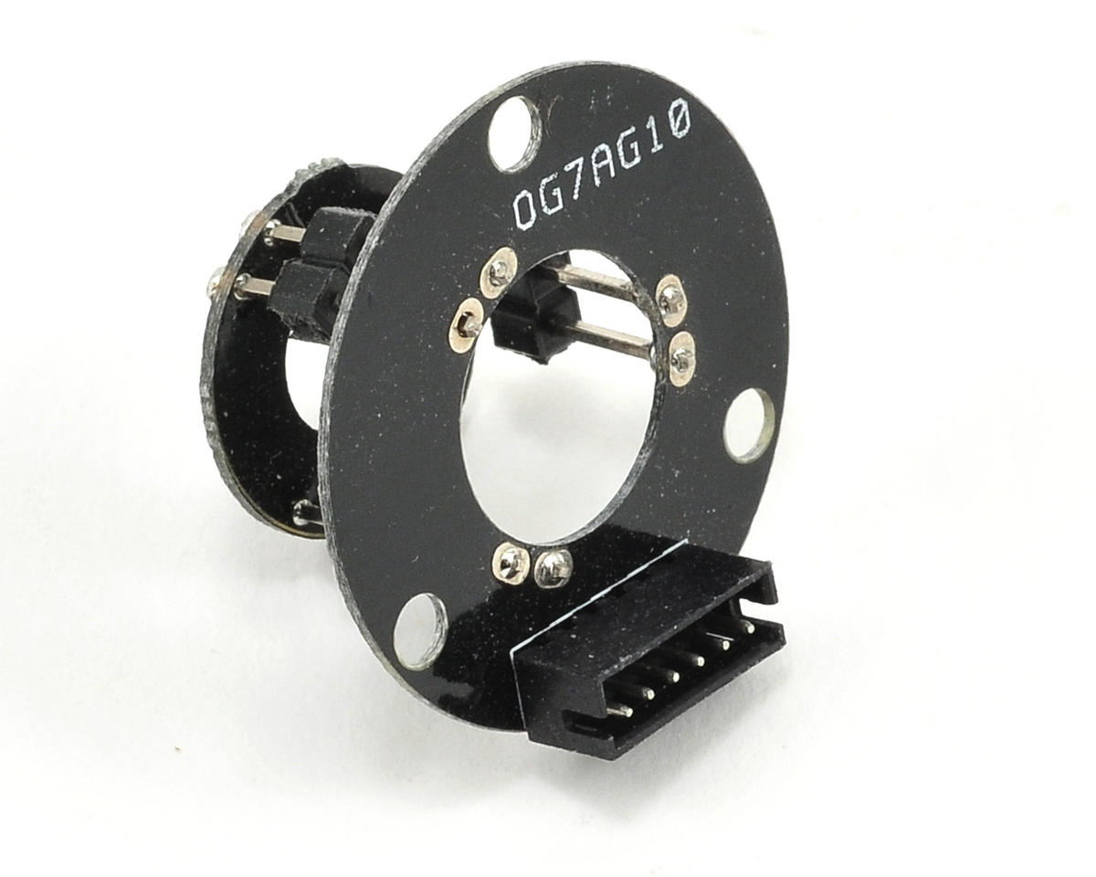 Team Trinity D3.5 Modified Motor Sensor Board (Even Turn)