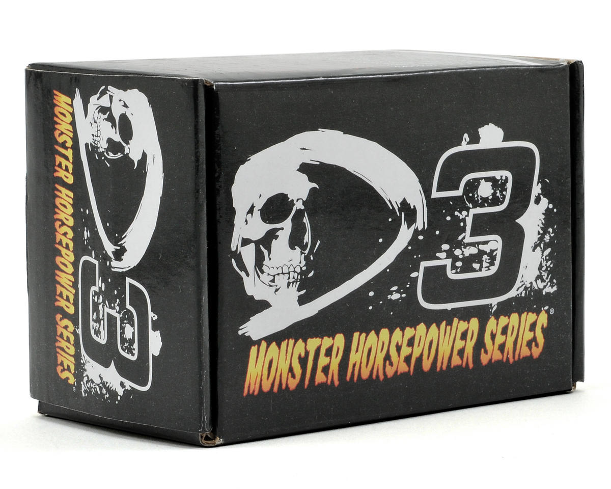 "Team Trinity D3 ""Monster Horsepower"" Brushless Crawler Motor (21.5T)"