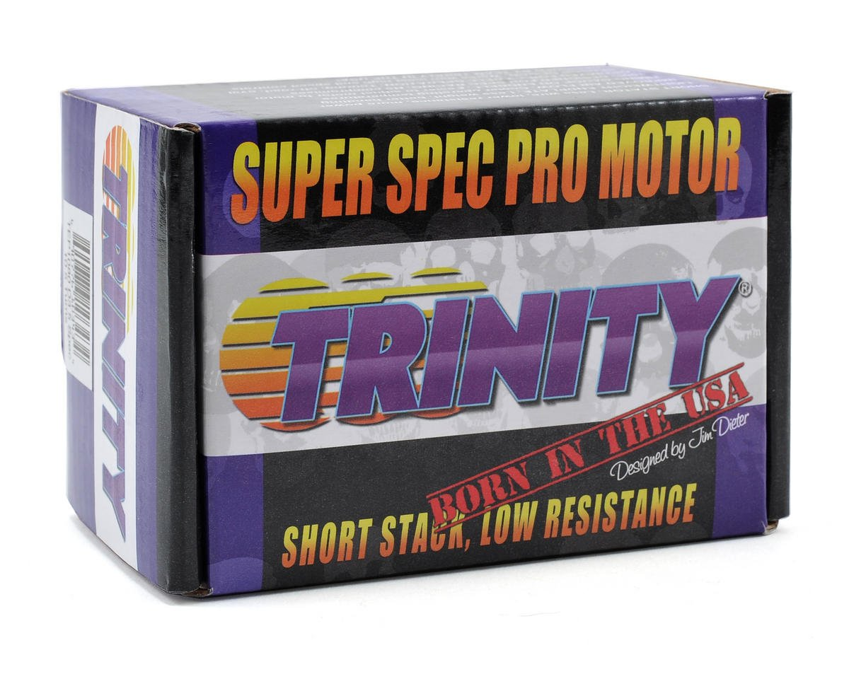 Team Trinity D3.5 ROAR Spec Brushless Motor (10.5T)
