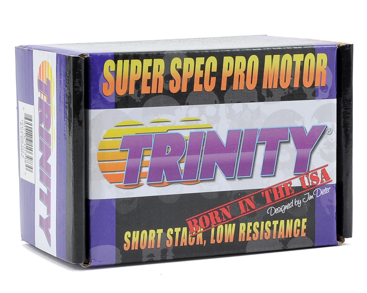 Team Trinity D3.5 Modified Brushless Motor (5.0T)