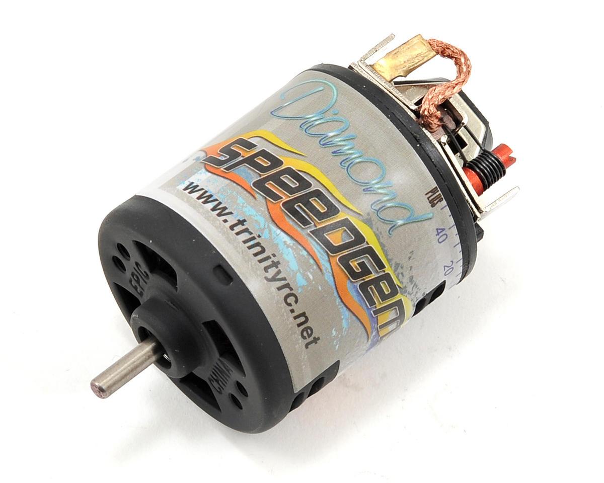 "Team Trinity ""SpeedGems"" Diamond 540 Brushed Electric Motor (15x2)"