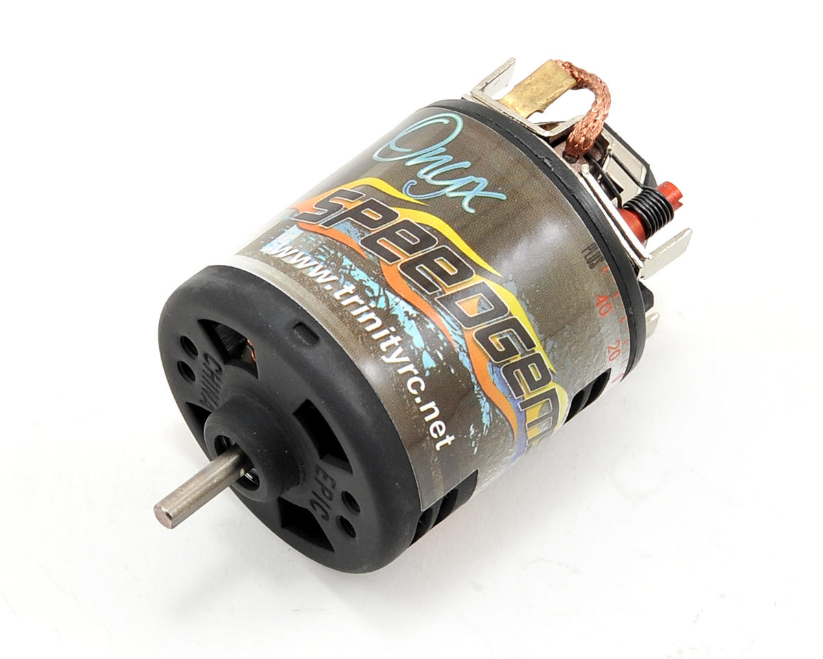 "Team Trinity ""SpeedGems"" Onyx 540 Brushed Electric Motor (17x2)"