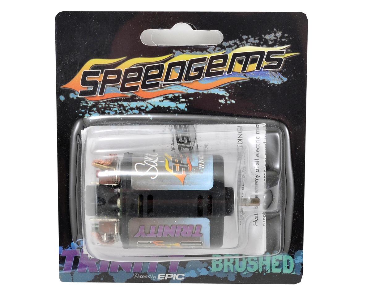 "Team Trinity ""SpeedGems"" Sapphire 540 Brushed Electric Motor (35x2)"