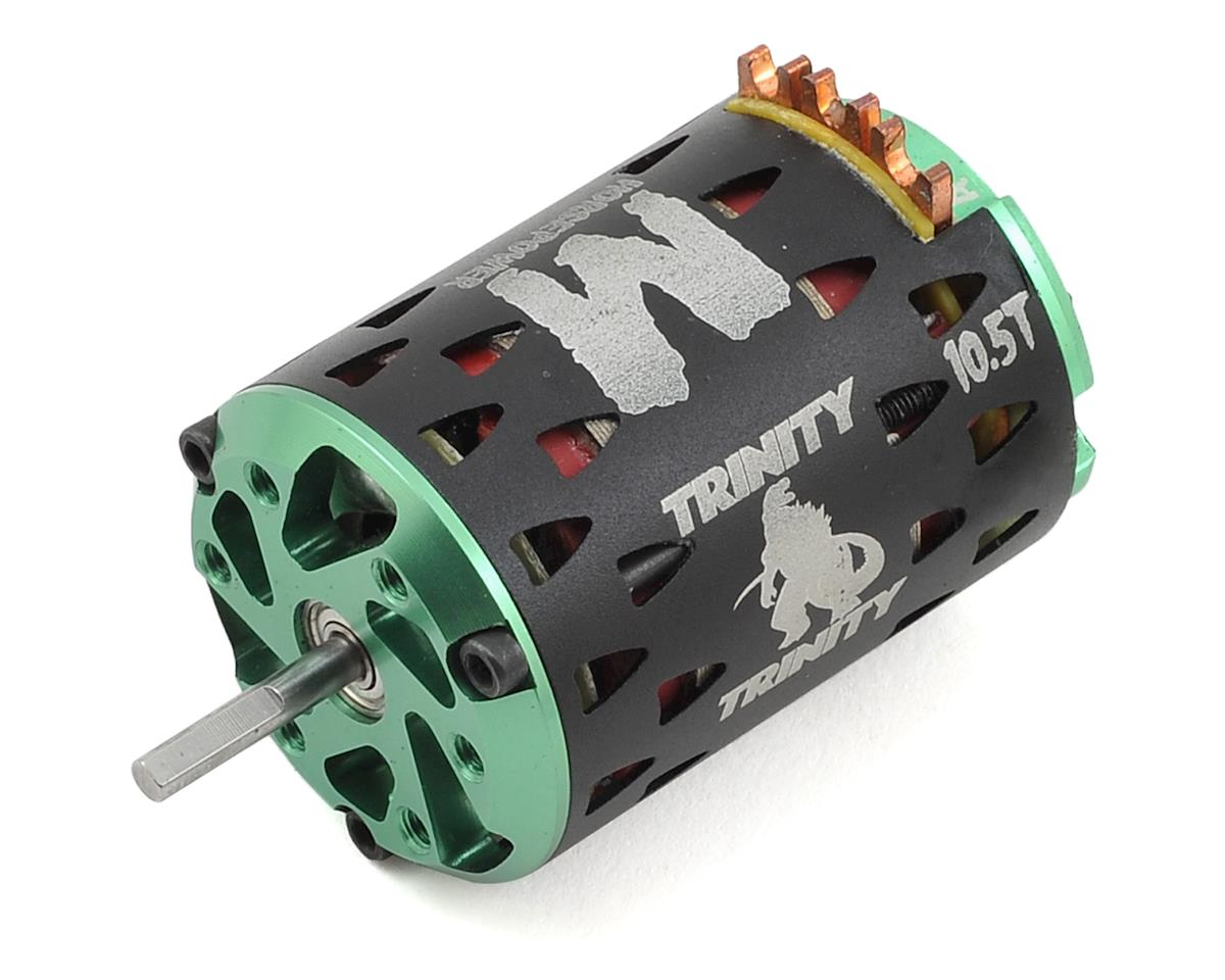 "Team Trinity ""Monster Horsepower"" ROAR Spec Brushless Motor (10.5T)"