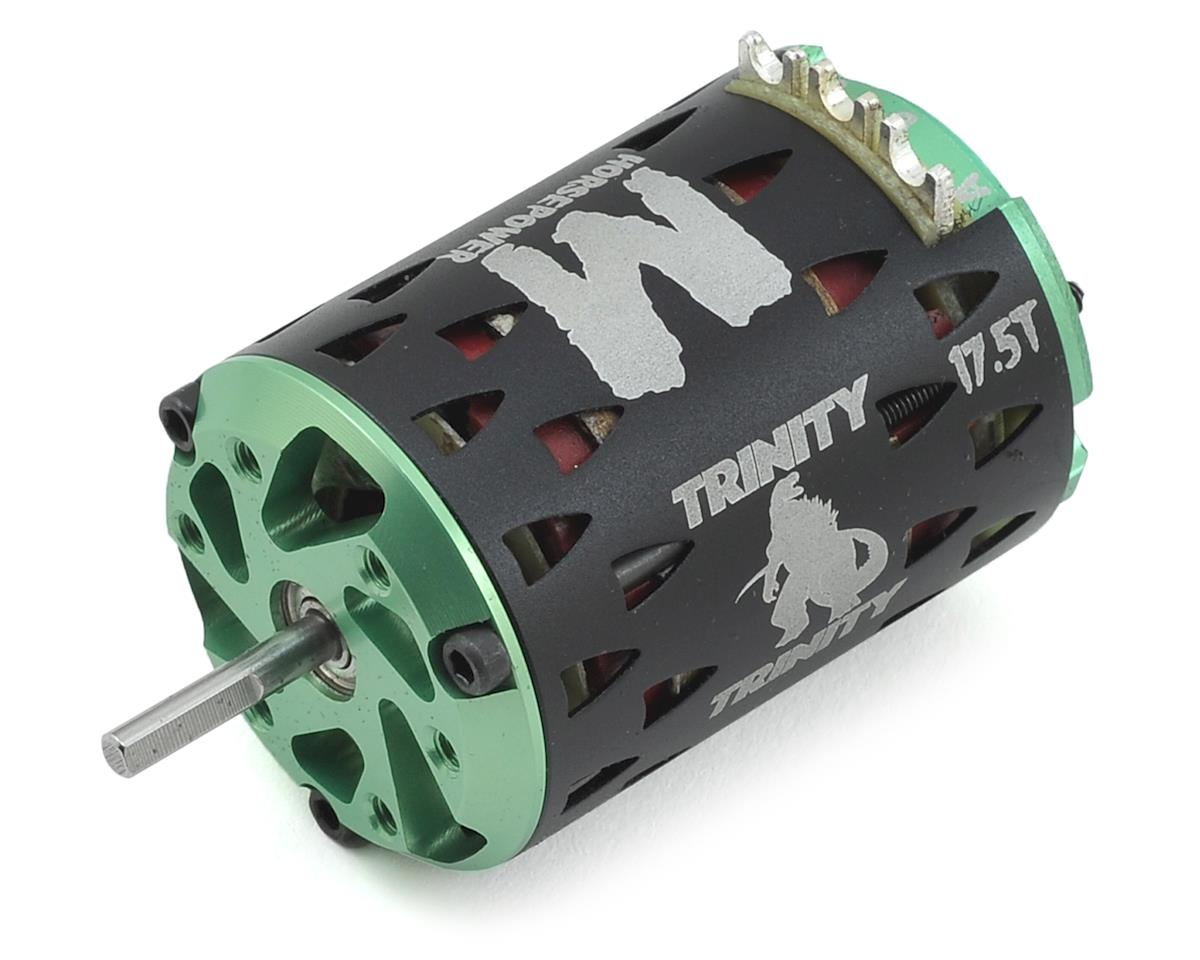 "Team Trinity ""Monster Horsepower"" ROAR Spec Brushless Motor w/Hi-Torque (17.5T)"