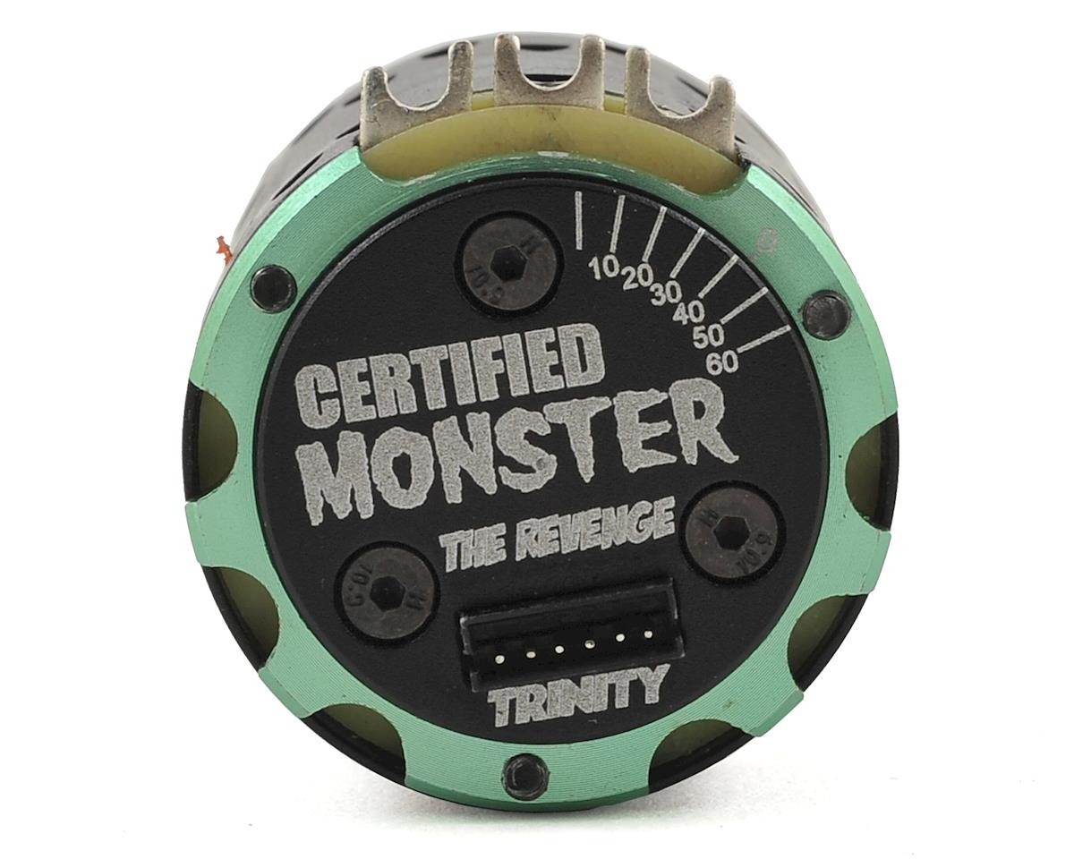 "Team Trinity Monster Horsepower ""Certified Plus"" 2-Cell Off-Road Truck Brushless"