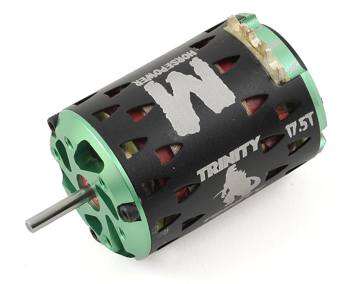 "Team Trinity Monster Horsepower ""Certified Plus"" 1-Cell On Road Brushless Motor"