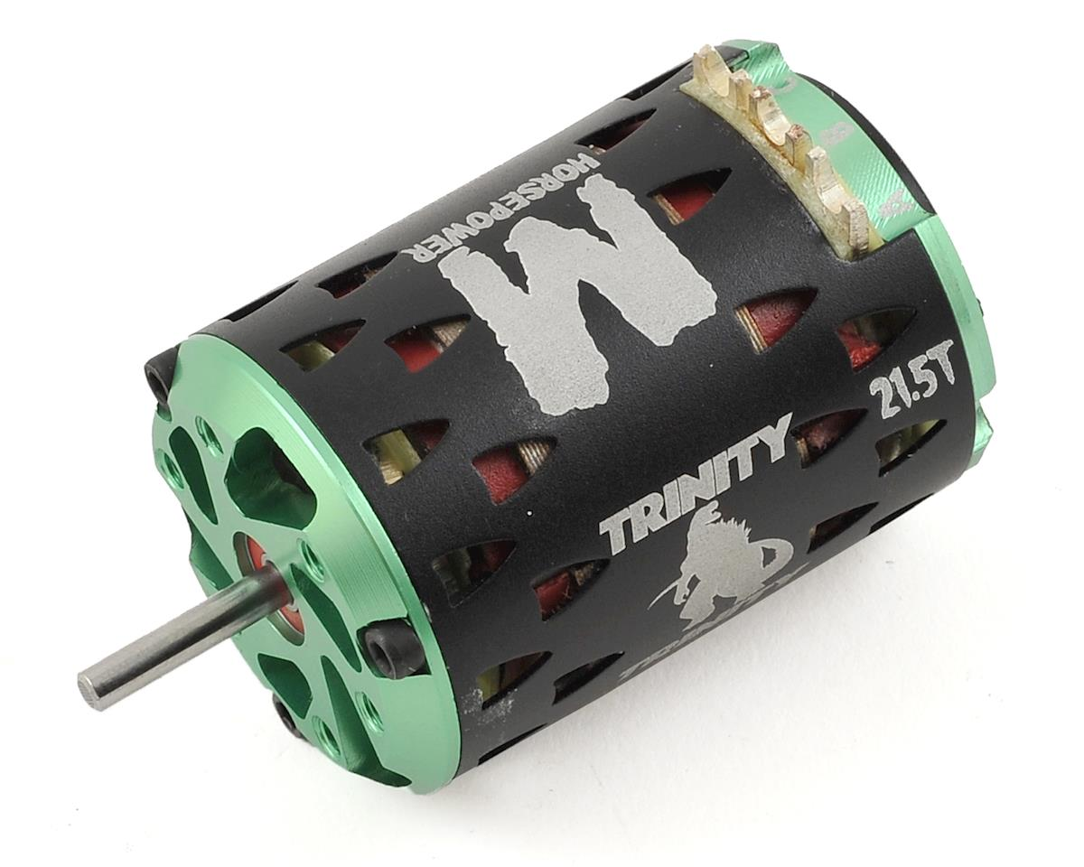 "Team Trinity Monster Horsepower ""Certified Plus"" 1-Cell Oval Brushless Motor"