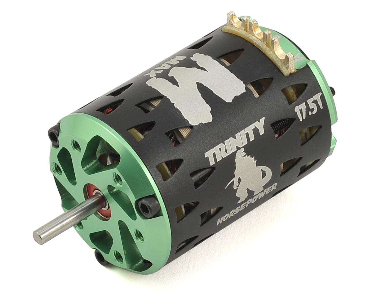 "Monster Max ""Certified Plus"" 2-Cell On-Road Brushless Motor (17.5T) by Team Trinity"