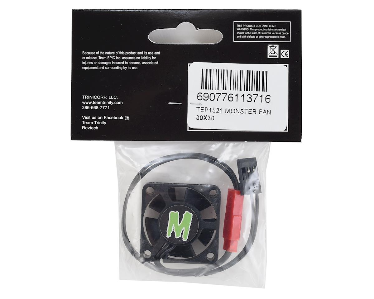 Team Trinity 30mm Monster Motor HV Cooling Fan