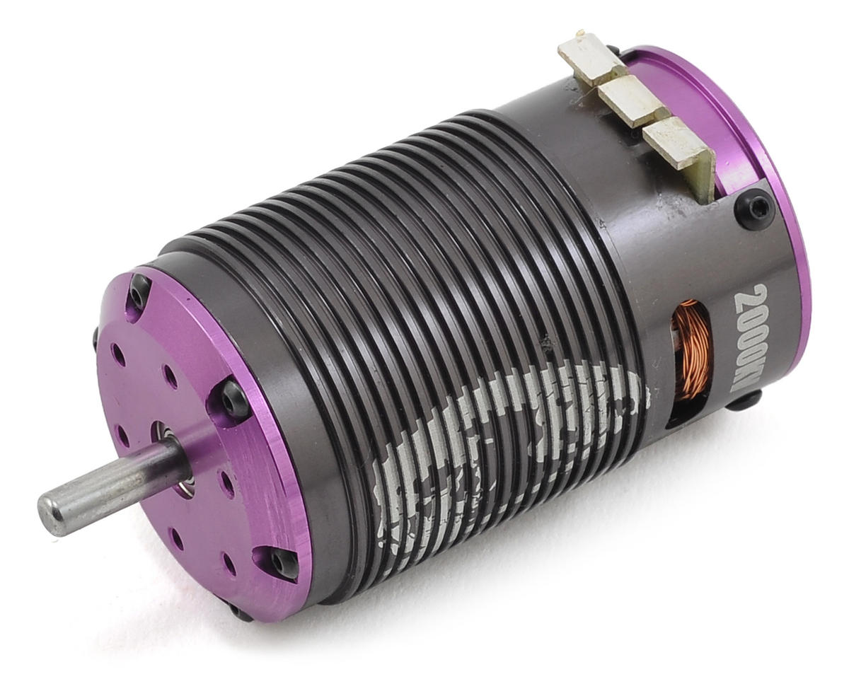Team Trinity D8 1/8 Off Road Brushless Motor (2000Kv)