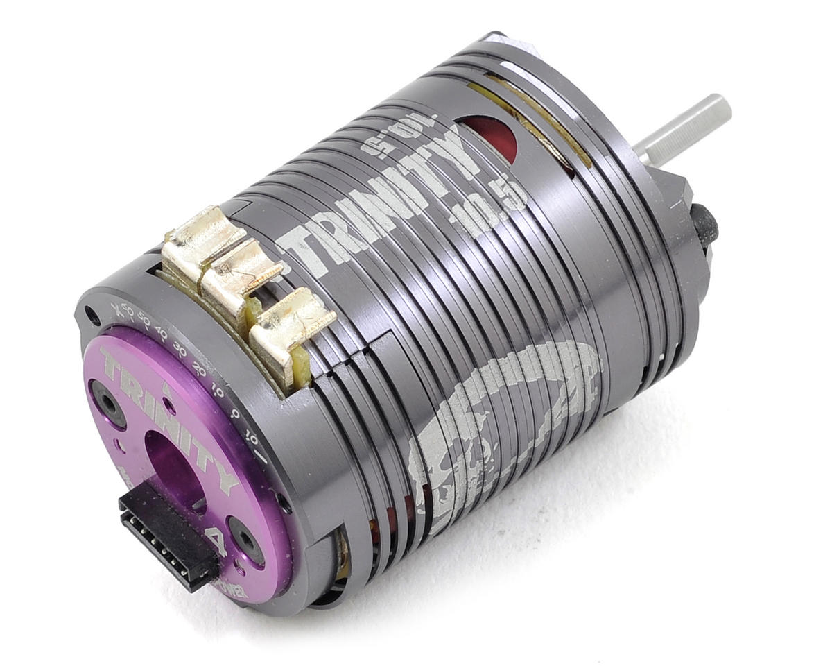 D4 ROAR Spec Brushless Motor (10.5T) by Team Trinity