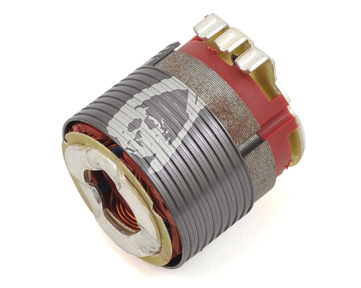 """Team Trinity D4 1S """"Certified"""" Short Stack 17.5T Stator"""