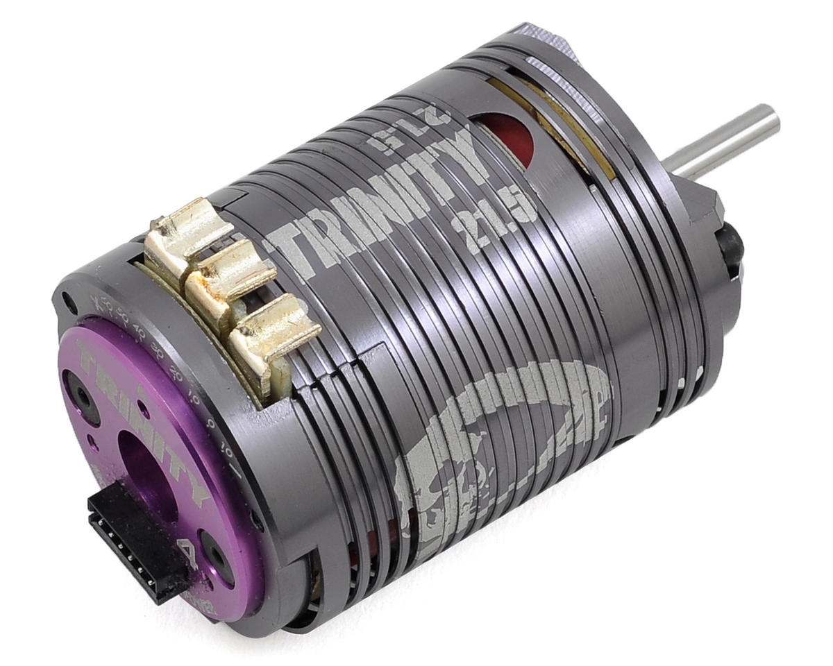 "Team Trinity D4 ""MAXZILLA"" Brushless Motor w/High Torque Rotor (21.5T)"