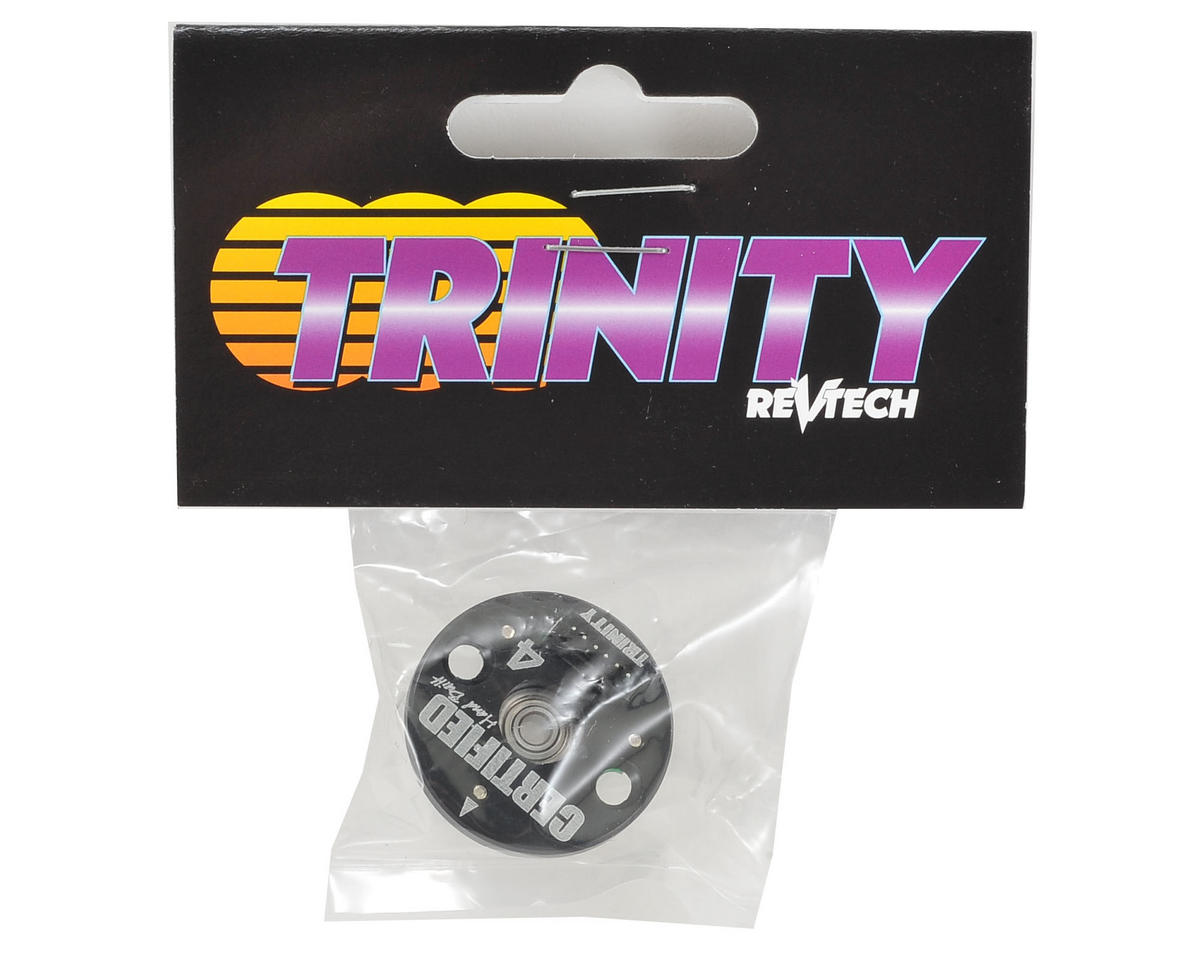"Team Trinity D4 ""Certified"" Sensor Board w/Timing Plate"