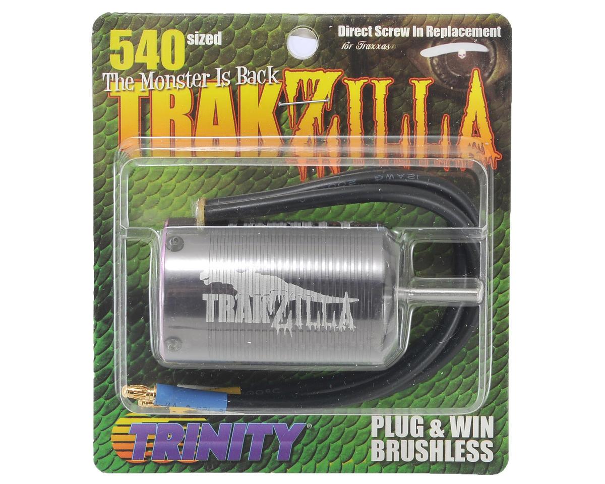 Team Trinity Trakzilla 540 Brushless Motor (5000kV)