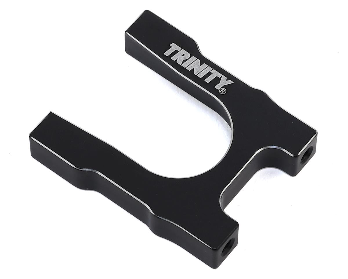 Team Trinity Aluminum EB410 Center Differential Bulkhead