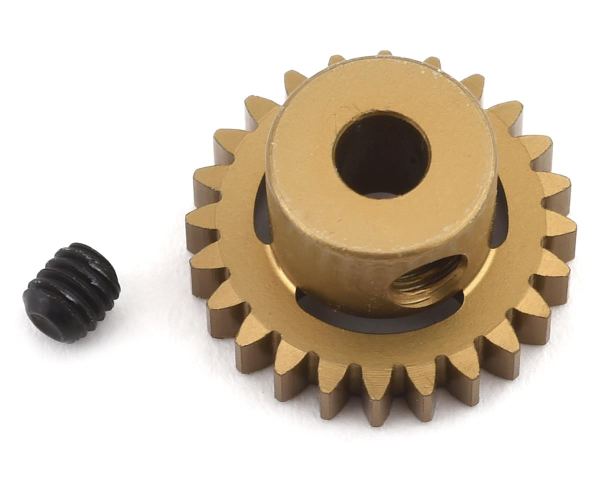 Team Trinity 48P Ultra Light Weight Aluminum Pinion Gear (3.17mm Bore) (24T)