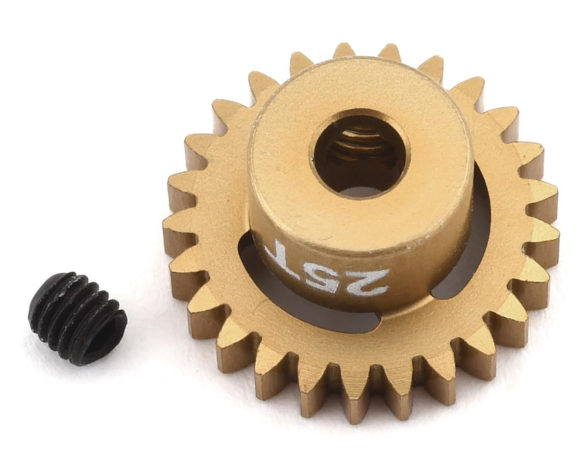 Team Trinity 48P Ultra Light Weight Aluminum Pinion Gear (3.17mm Bore) (25T)