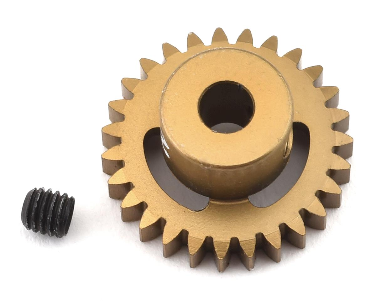 Trinity 48P Ultra Light Weight Aluminum Pinion Gear (3.17mm Bore) (27T)