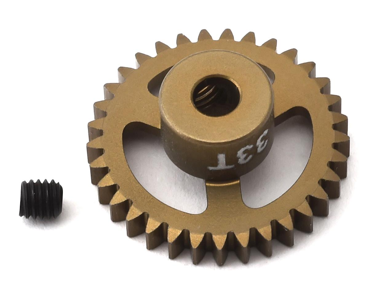Trinity 48P Ultra Light Weight Aluminum Pinion Gear (3.17mm Bore) (33T)