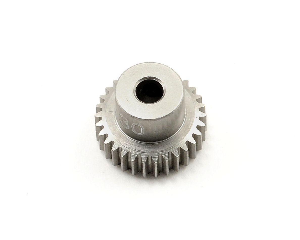 Team Trinity 64P Hard Anodized Aluminum Pinion Gear (30T)