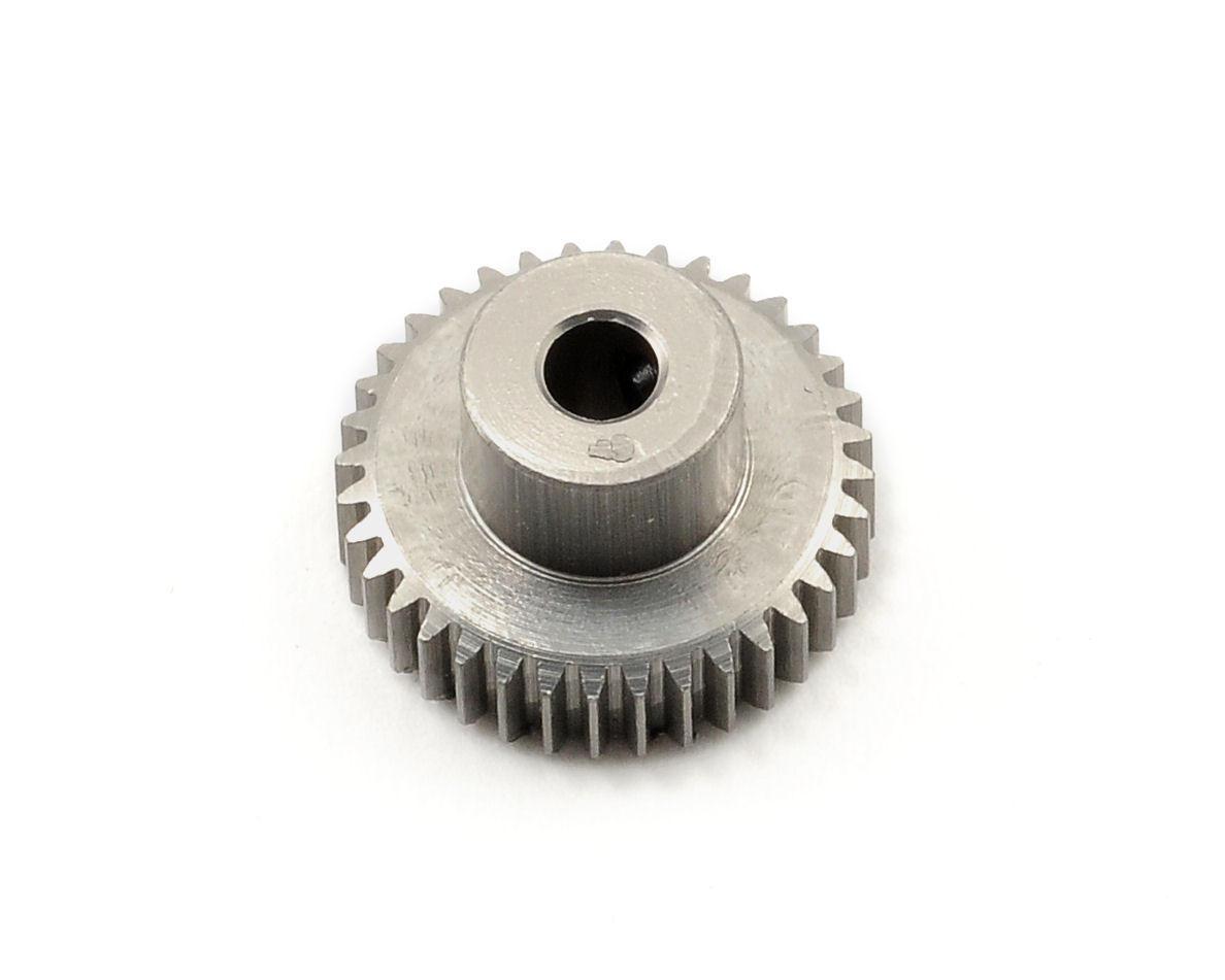 Team Trinity 64P Hard Anodized Aluminum Pinion Gear (36T)