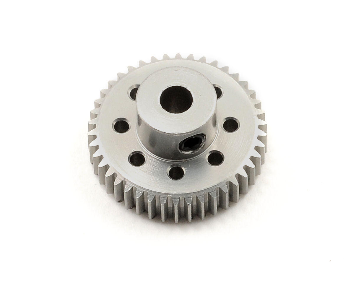 Team Trinity 64P Hard Anodized Aluminum Pinion Gear (42T)