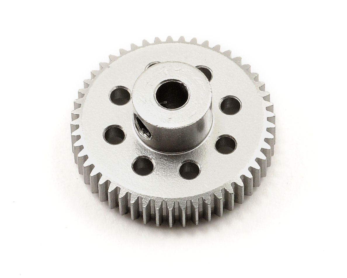 Team Trinity 64P Hard Anodized Aluminum Pinion Gear (49T)