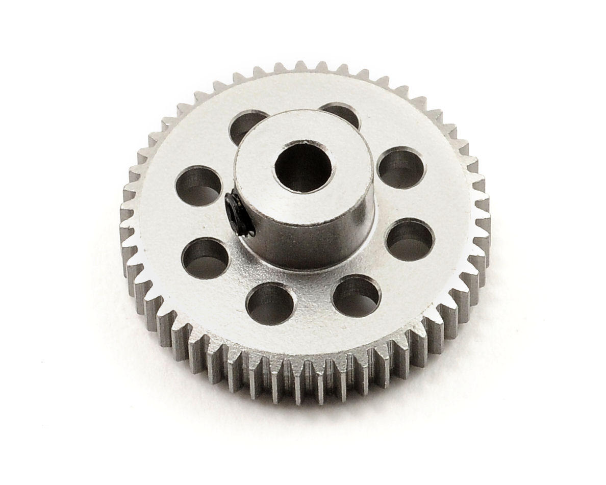 Team Trinity 64P Hard Anodized Aluminum Pinion Gear (51T)