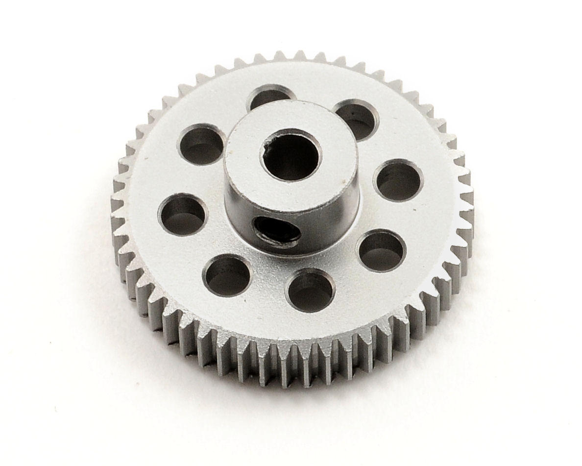 Team Trinity 64P Hard Anodized Aluminum Pinion Gear (52T)