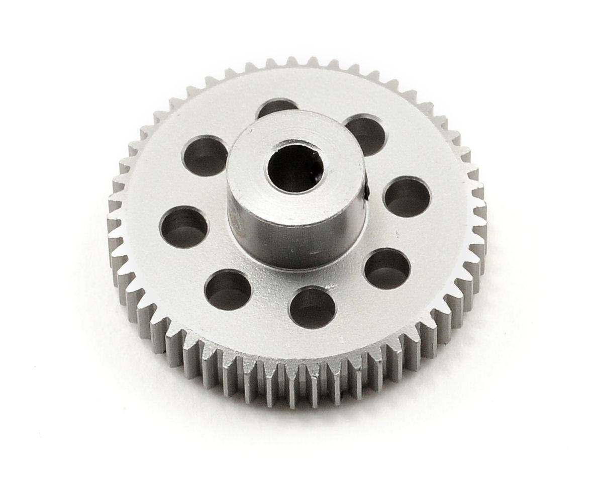 Team Trinity 64P Hard Anodized Aluminum Pinion Gear (53T)