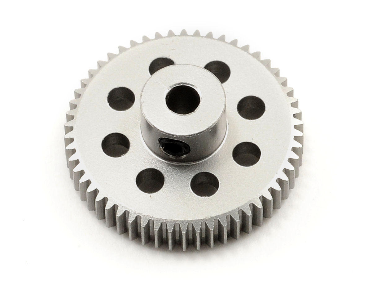 Team Trinity 64P Hard Anodized Aluminum Pinion Gear (54T)