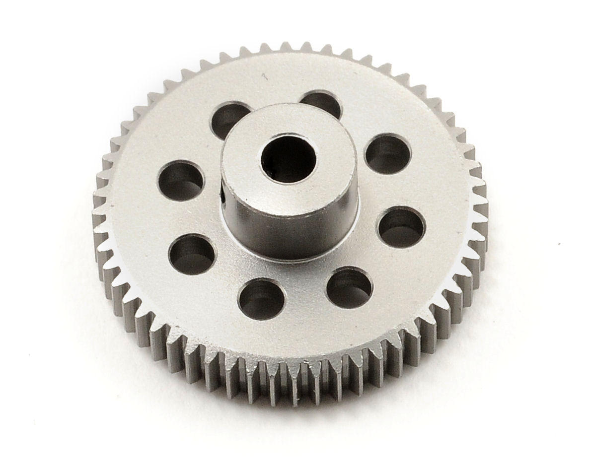 Team Trinity 64P Hard Anodized Aluminum Pinion Gear (56T)