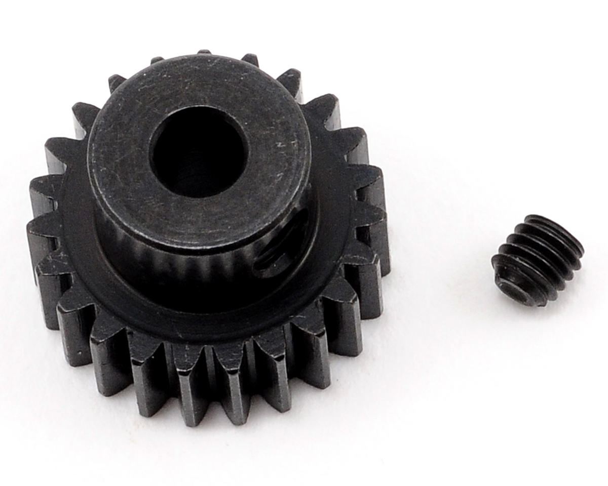 Team Trinity 48P Lightened Steel Pinion Gear (3.17mm Bore) (23T)