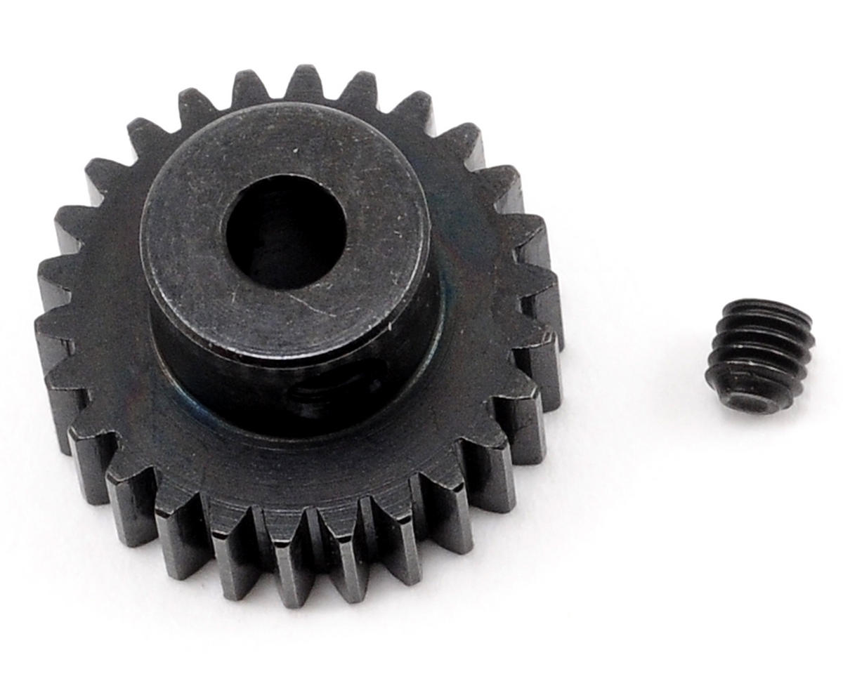 Team Trinity 48P Lightened Steel Pinion Gear (26T)