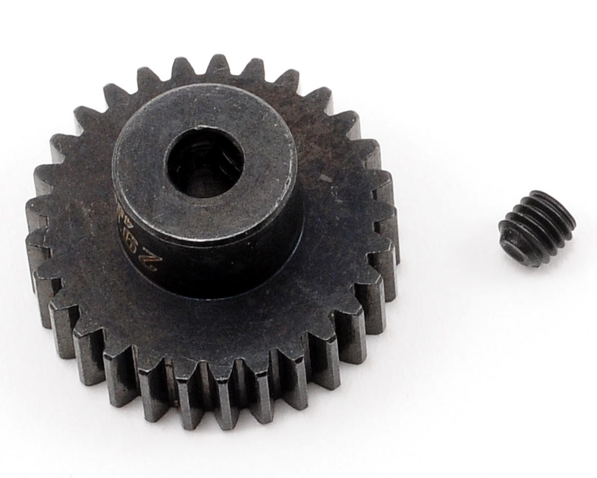 Team Trinity 48P Lightened Steel Pinion Gear (3.17mm Bore) (29T)