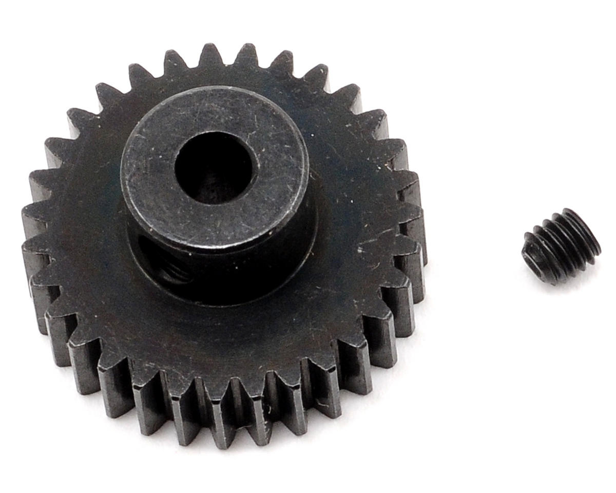 Team Trinity 48P Lightened Steel Pinion Gear (3.17mm Bore) (31T)