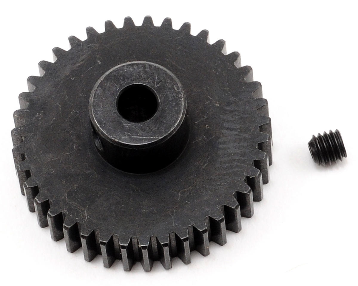 Team Trinity 48P Lightened Steel Pinion Gear (3.17mm Bore) (39T)