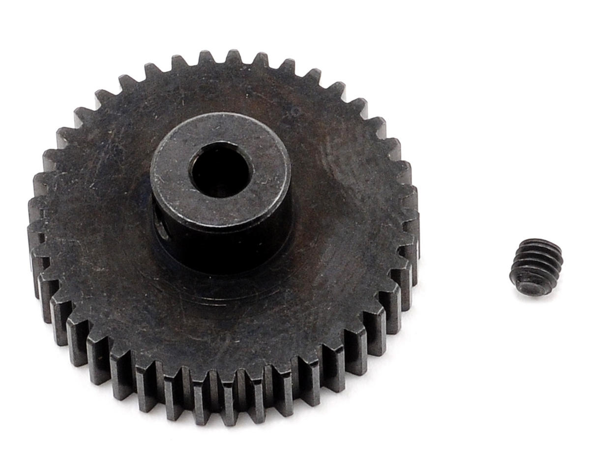 Team Trinity 48P Lightened Steel Pinion Gear (3.17mm Bore) (41T)