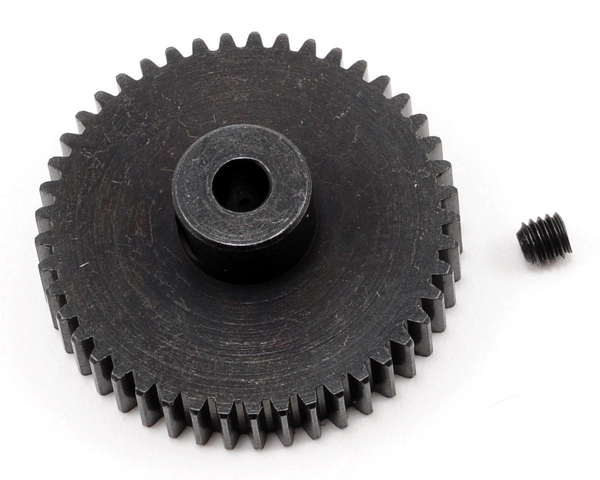 Team Trinity 48P Lightened Steel Pinion Gear (3.17mm Bore) (45T)