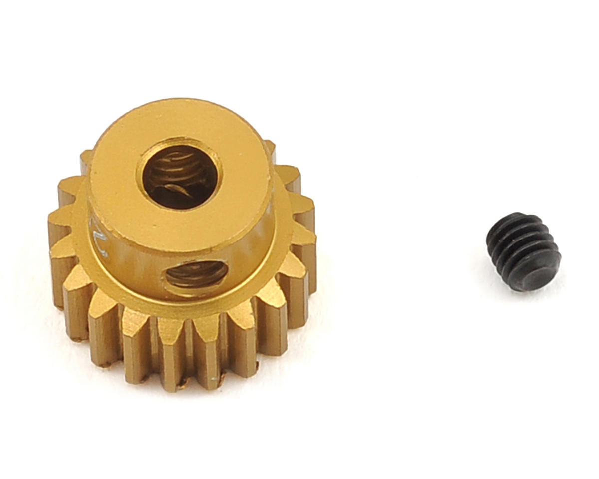 Team Trinity 48P Light Weight Aluminum Pinion Gear (3.17mm Bore) (20T)