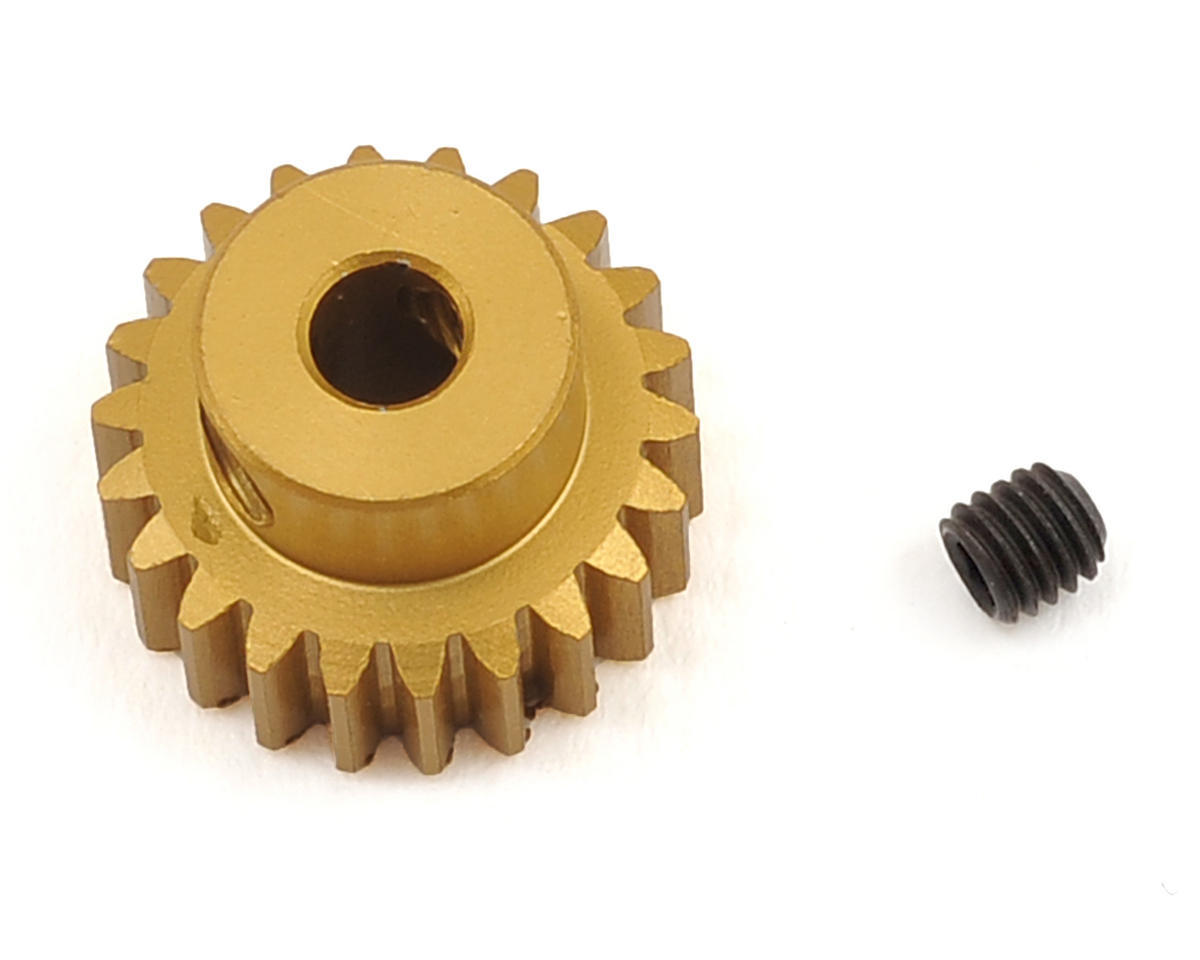 Team Trinity 48P Light Weight Aluminum Pinion Gear (3.17mm Bore) (22T)