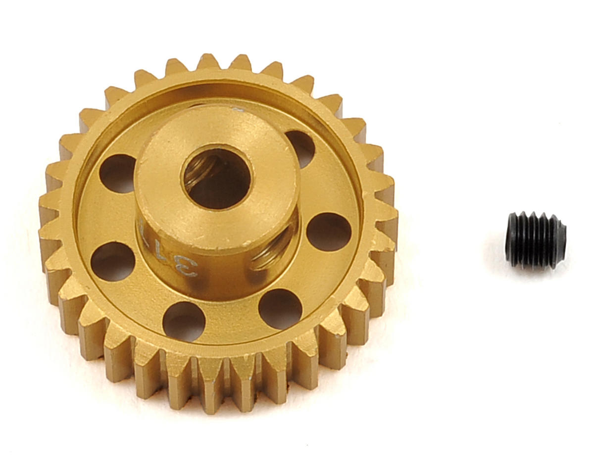 Team Trinity 48P Light Weight Aluminum Pinion Gear (3.17mm Bore) (31T)