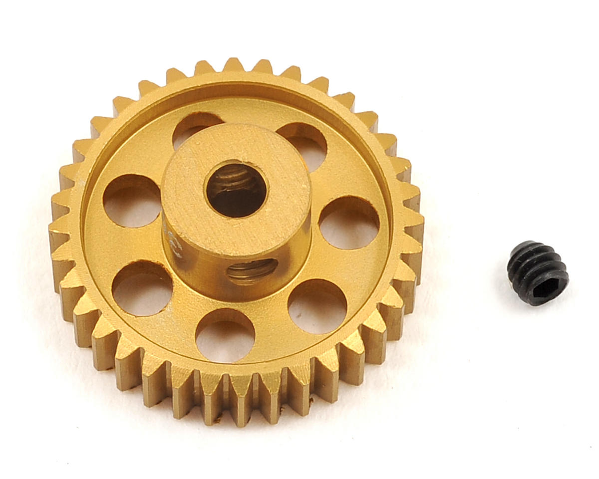 Team Trinity 48P Light Weight Aluminum Pinion Gear (3.17mm Bore) (36T)