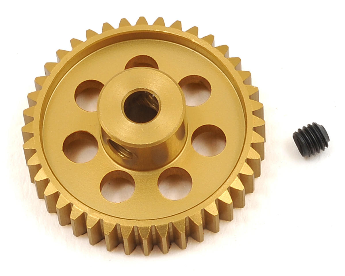 Team Trinity 48P Light Weight Aluminum Pinion Gear (3.17mm Bore) (40T)