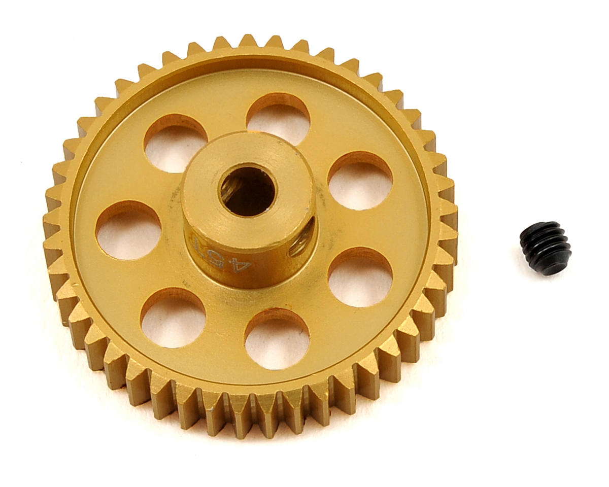 Team Trinity 48P Light Weight Aluminum Pinion Gear (45T)
