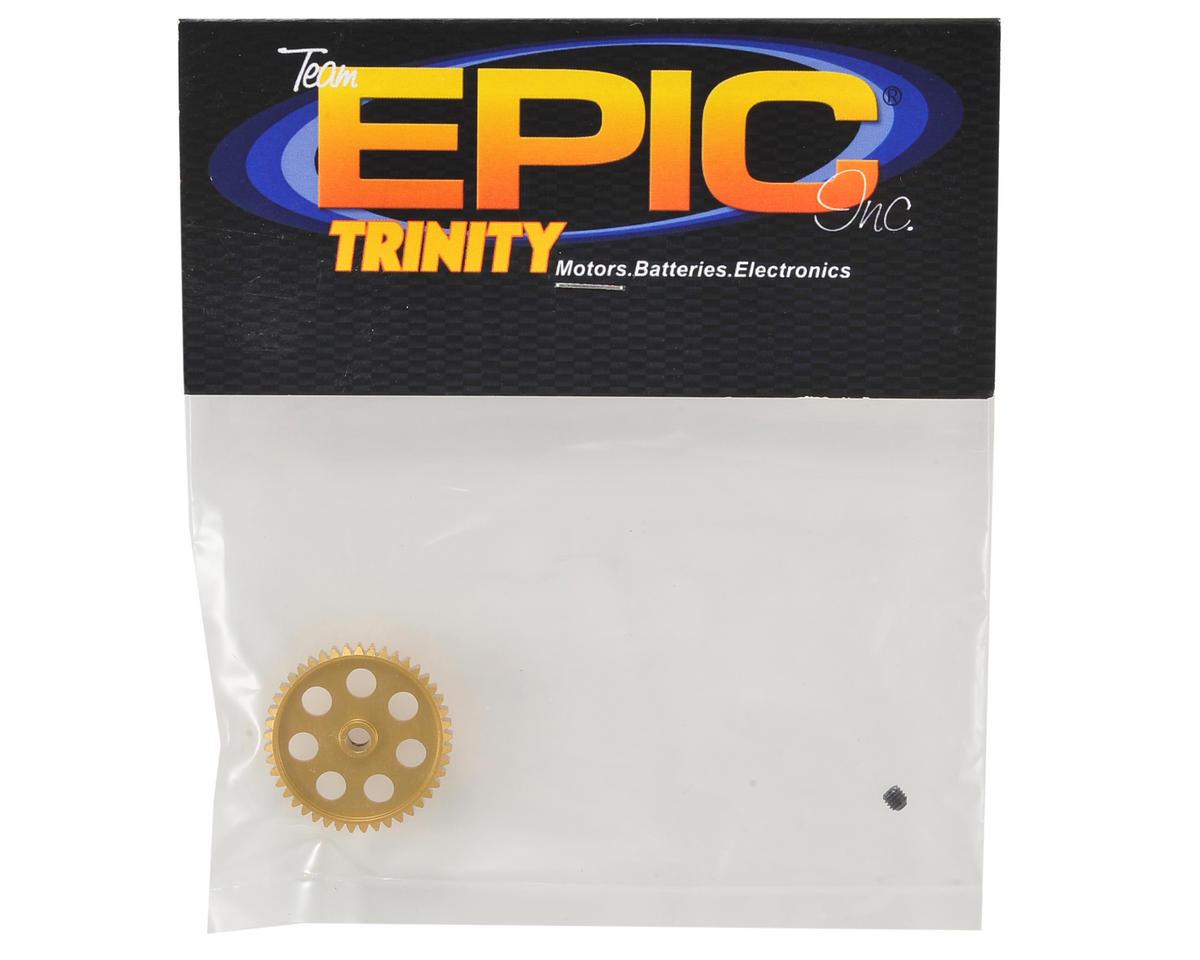 Team Trinity 48P Light Weight Aluminum Pinion Gear (3.17mm Bore) (45T)