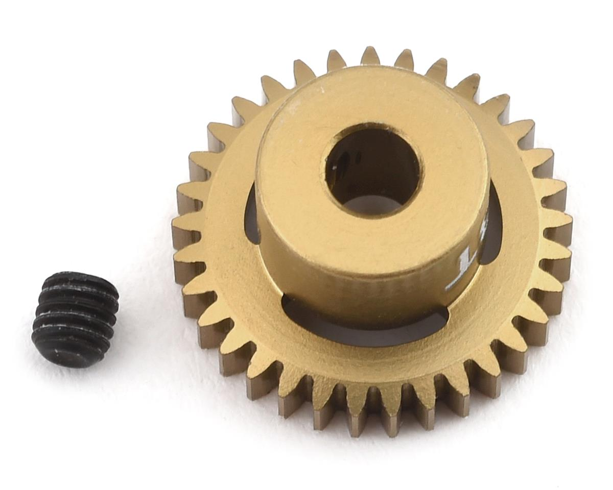 Team Trinity 64P Ultra Light Weight Aluminum Pinion Gear (3.17mm Bore)